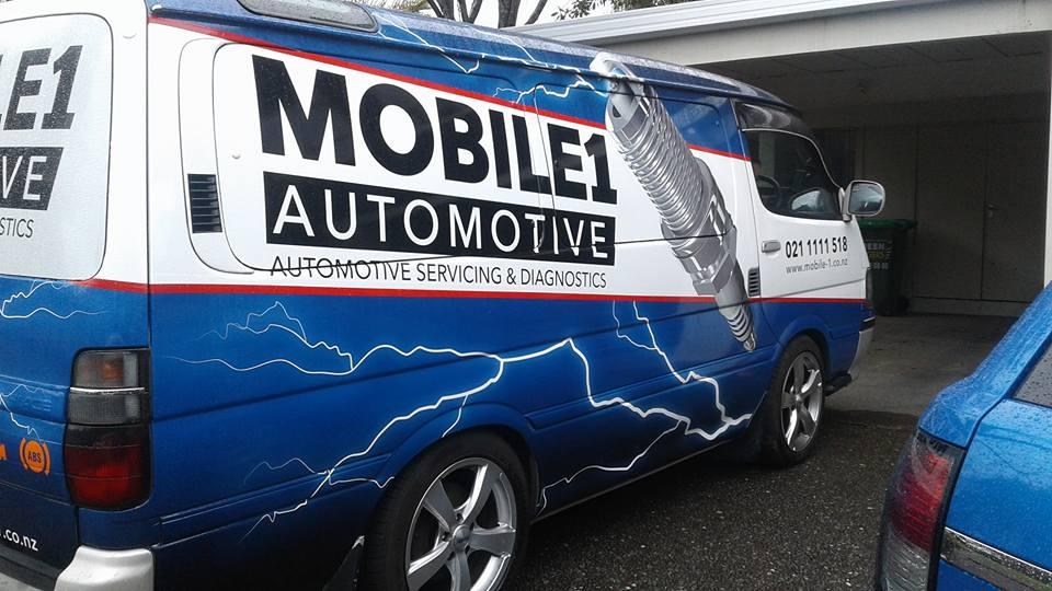 Mobile Mechanic | Mobile 1 Automotive